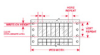 DATAB Dot Matrix Printable Labels -- DAT-54-642-10 - Image