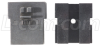 4 Position Die Set with Strain Relief, use with RJ22 Handset Plugs -- HTS7100-04