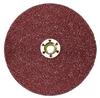 3M 782C Coated Ceramic Quick Change Disc - 36+ Grit - TN Attachment - 4 1/2 in Diameter - 89595 -- 076308-89595 - Image