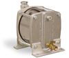 "Horizontal Dispenser, 1 qt Acrylic, 1/4"" Female NPT Outlet -- B995-1 -- View Larger Image"