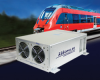 750Vdc Input, 3kW Rugged DC-DC Converter for Railway & Other Heavy-duty Applications -- HVI 3KR-3U4 -Image