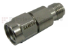 5 dB Fixed Attenuator 2.92mm Male (Plug) to 2.92mm Female (Jack) Up to 40 GHz Rated to 1 Watt, Passivated Stainless Steel Body, 1.4 VSWR -- SA4014-05 -Image