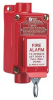 Fire Alarm Pull Station,Red -- 3YML2