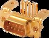 D-Sub Connectors -- D*M Standard Density Series