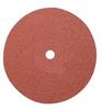 3M 983C Coated Ceramic Fibre Disc - Coarse Grade - 50 Grit - 5 in Diameter - 7/8 in Center Hole - 66911 -- 051111-66911 - Image