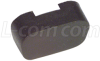 DB9/HD15 Protective Cover for Male Connectors, Pkg/10 -- CVR9M - Image