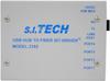 USB-Fiber Optic Media Converter -- Model 2182