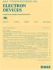 Electron Devices, IEEE Transactions on -- 0018-9383