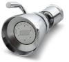 Temp-Gard Small Brass Shower Head W/ Volume Control -- Z7000-S6-1.5 -Image
