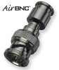 Male HD Broadcast Air BNC Compression Connector For Mini RG5 -- HAVBNCFPSLCB