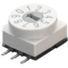 DIP Coded Rotary Switch for High Temp -- P65 Series