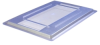 Blue StorPlus™ Color-Coded Food Storage Lid 12