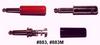 Insulated & Metal Phone Plug -- 883 - Image