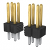 Rectangular Connectors - Headers, Male Pins -- 10119109-372008LF-ND -Image
