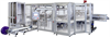Bag Packaging Machine for Baby Diapers -- PAKSIS D5