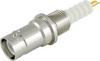 SHV Connectors, Bulkhead Receptacle -- SHV-BR - Image