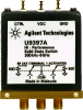 FET Solid State Switch, 300 kHz to 8 GHz, SPDT -- Agilent U9397A