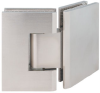 Shower Door Hinges, 135 Degree, Glass to Glass -- 755020