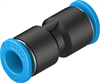 QSM-6 Push-in connector -- 153325 -Image