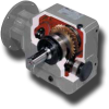 Right Angle Helical/Worm MGS Speed Reducers --