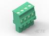 PCB Terminal Blocks -- 1-1546105-4 -Image