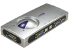 4-Way PS/2 (Keyboard & Mouse) to USB 2.0 (PC) KVM Switch -- 190119