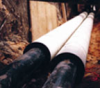 Duct and Pipe Vapor Barrier -- ZEROPERM® SuperWhite