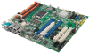 LGA 1155 Intel® Xeon® E3 ATX Server Board with 1 PCIe x16 or 2 PCIe x8, Quad LANs -- ASMB-781