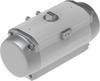 Quarter turn actuator -- DFPD-2300-RP-90-RD-F1216-R3-EP -Image