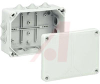 Enclosure,Junction Box,Polypropylene,IP54,NEMA 12/13,HP150,6.46 x 4.69 x 3.03in -- 70074675
