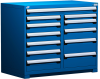 Heavy-Duty Stationary Cabinet (Multi-Drawers) -- R5KHE-3818 -Image