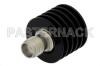 5 Watt RF Load Up to 18 GHz With SMA Female Input Black Anodized Aluminum Heatsink -- PE6096 -Image