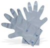 Chemical Resistant Glove,2-5/7 mil, PK10 -- 3RWC8