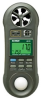 Hygro-Thermo Anemometer Light Meter -- EX45170