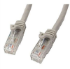 StarTech.com Snagless Cat6 UTP Patch Cable - ETL Verified - -- N6PATCH100GR