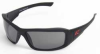 Polarized Safety Glasses,Smoke Lens -- 20C473