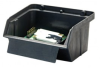 Bins & Systems - Conductive Bins - Stack and Lock - QCS10CO