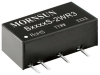 DC/DC - Fixed Input, SIP/DIP Unregulated Output (0.25-3W) -- B1205S-2WR3 -Image
