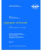 Annex 6 - Operation of Aircraft, Part III International Operations Helicopters