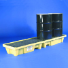 Low Profile In Line Poly Spillpallet™ 3000 with Drain -- 3798