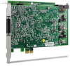 4-CH 14/16-Bit Up to 2 MS/s Simultaneous-Sampling Multi-Function DAQ PCI Express Cards -- DAQe-2000 Series