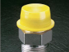 Tapered Caps & Plugs with Wide, Thick Flanges -- WW-19 -Image
