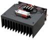 2 Watt P1dB, 8 GHz to 12 GHz, Medium Power Amplifier with Heatsink, SMA, 30 dB Gain, 40 dBm IP3 -- PE15A5051F -Image