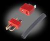 Deans Ultra Plug Connectors M/F Pack -- 0C-DULTRA