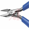 Plier, Diagonal-Cutting; Tapered; 4-1/2in.; 1/2 in.; 3/8 in.; 1/4 in. -- 70145367