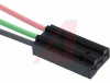 Connector, Receptacle for VX1A is Pre-Assembled W/5.4 in, 24 Gauge Lead Wires -- 70118780