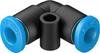 QSML-4 Push-in L-connector -- 153344 -Image