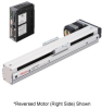 Linear Actuator (Slide) - Reversed Motor (Left Side), X-axis Table -- EAS4LX-D025-ARAS-3 -Image
