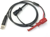 Male BNC Coaxial Test Cable RG58C/U to XH Macro-Hooks -- 1020XH -Image