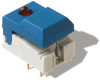 Microminiature SPDT Key Switches -- DIGITAST Series